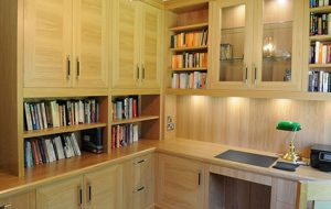 Bespoke built-in home offices