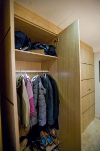 bespoke boot or utility room