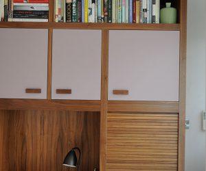 Bespoke solid wood handles