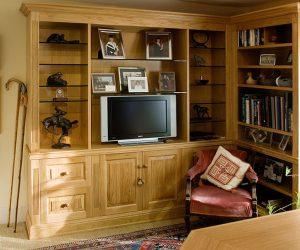 Traditional oak study