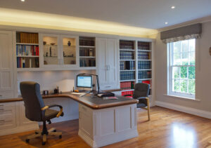 Bespoke study furniture Guildford