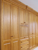 Bespoke fitted bedroom furniture in Surrey
