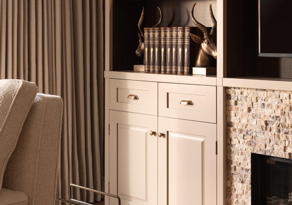 Custom-made-cabinetry