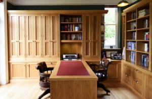 Beautiful bespoke fitted furniture