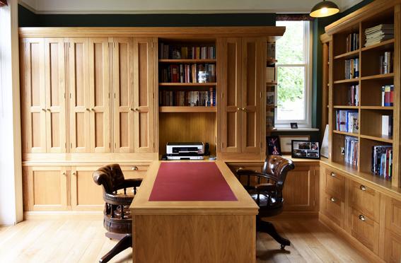 Bespoke home office
