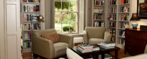 Bespoke-private-fitted-library